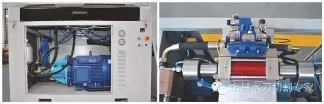 kmt超高压水泵拆装结构图